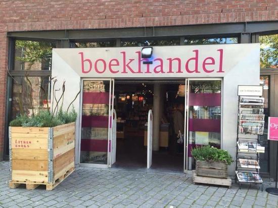 Boekhandel 't Spui