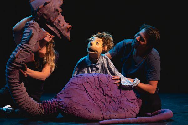 De vriendelijke draak – Kindertheater- middag