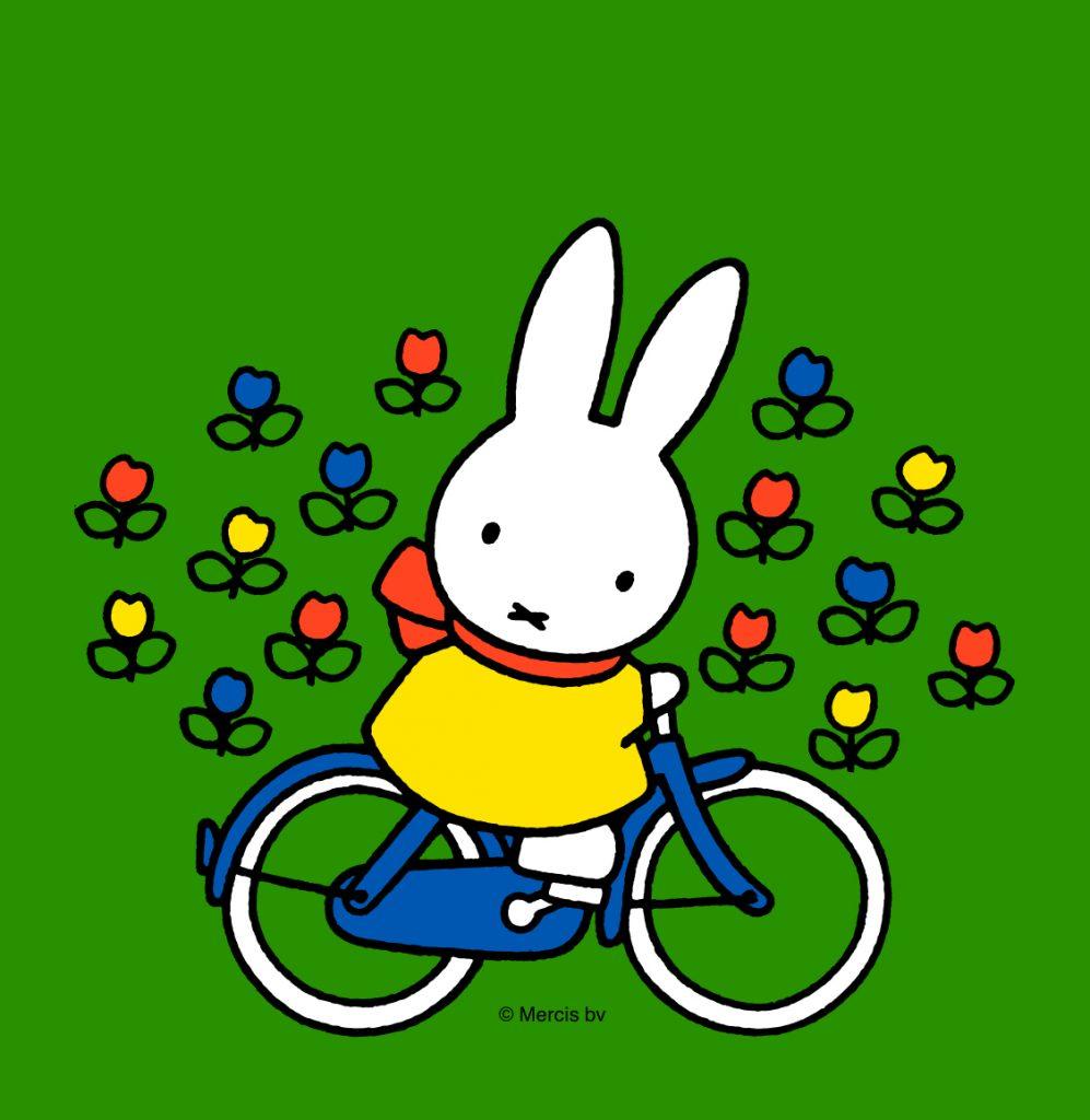 Nijntje op de fiets - Kindertheaterdag